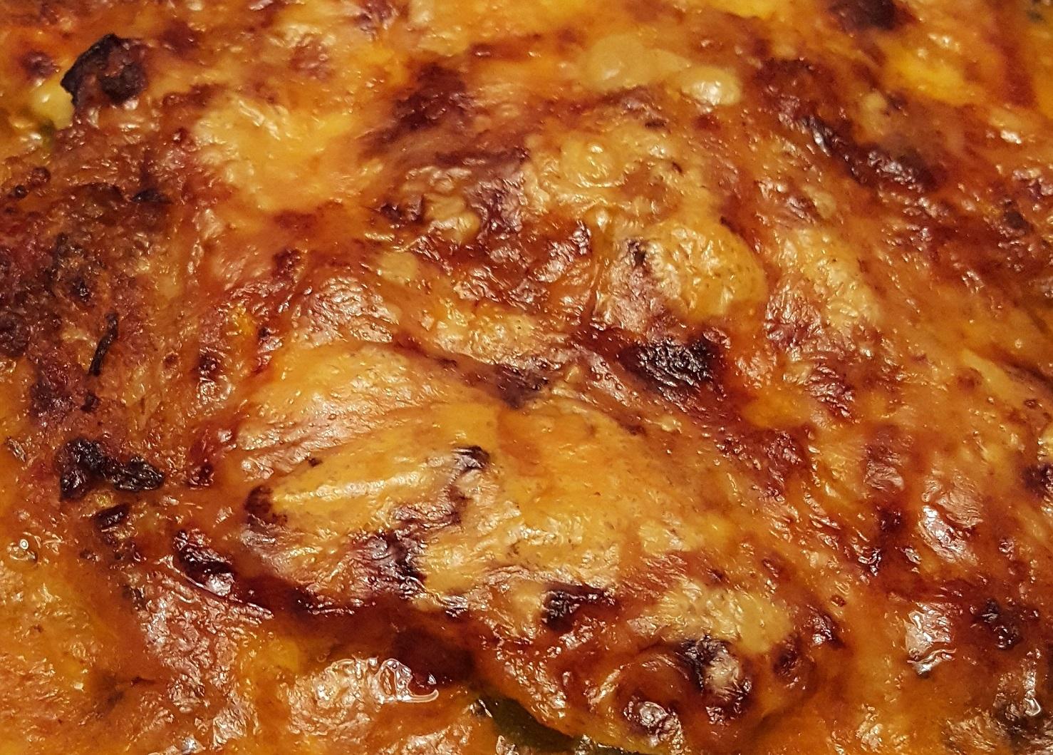 God lasagne uten hvete