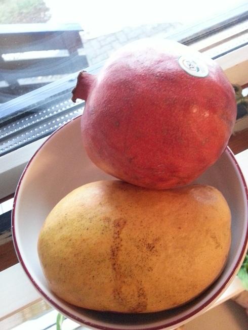 Champage mango og granateple april 2013 712