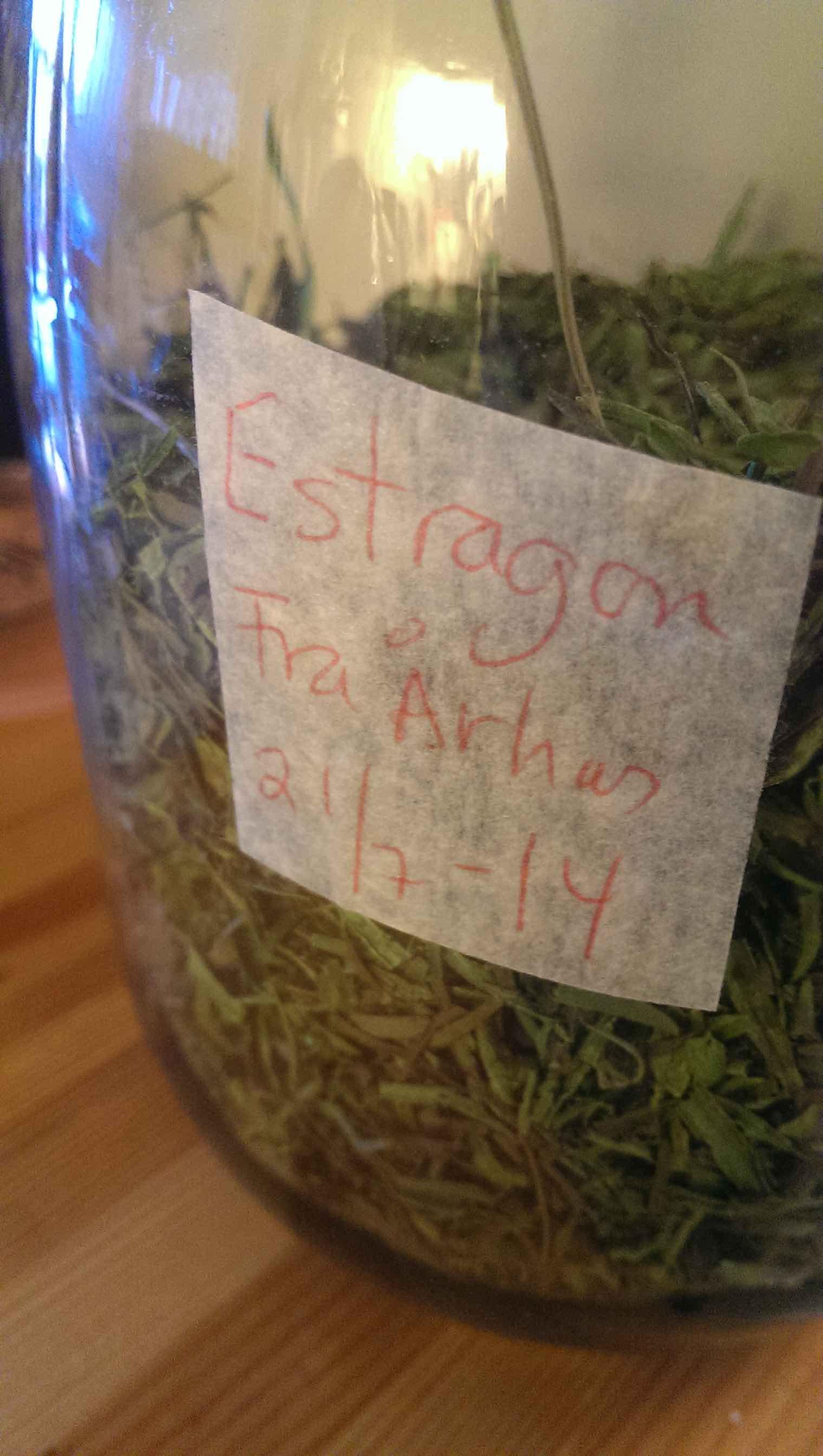 Estragon fra Århus
